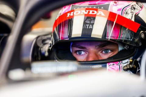 How resilient Gasly is forging his path to F1 redemption