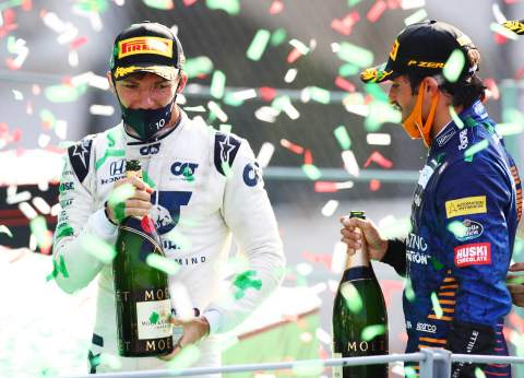 The winners and losers from F1's Italian Grand Prix