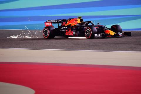 Albon wants to be a 'thorn in Mercedes backside' after F1 Bahrain GP recovery