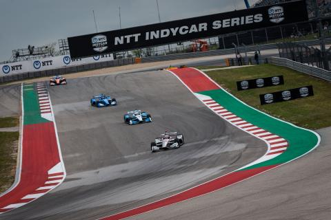 2019 IndyCar Classic - Race Results