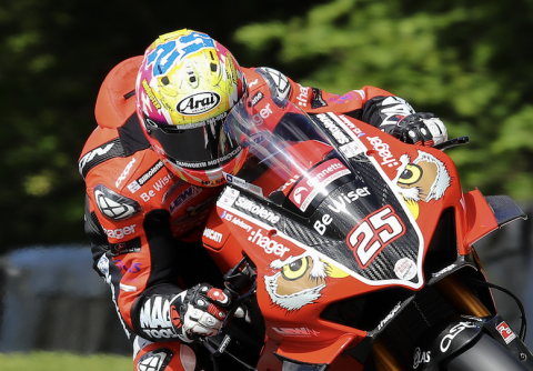 Oulton Park - Warm-up results