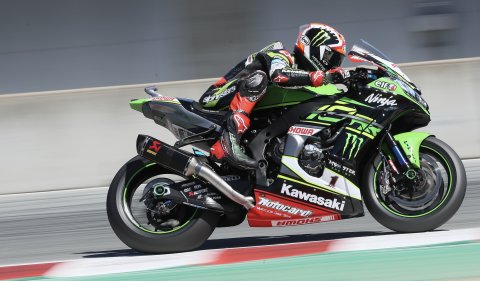Rea wins at Laguna, Bautista in fourth crash from four rounds