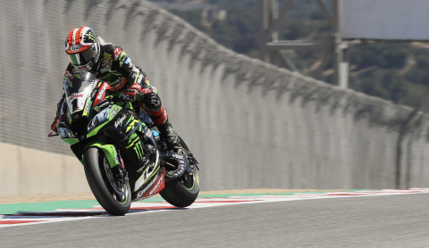 Laguna Seca WorldSBK - Race Results (1)