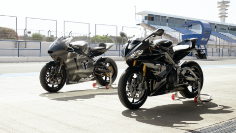 PTR switches to BritishSSP to head up factory Triumph entry for 2021