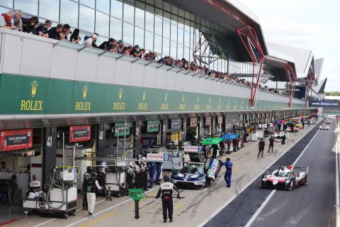 WEC 6 Hours of Silverstone - Free Practice 2 Results