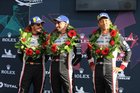 Toyota won't appeal Silverstone WEC disqualification