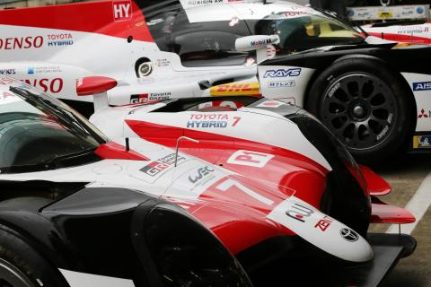 WEC 6 Hours of Silverstone - Free Practice 1 Results
