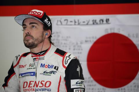 Alonso '50/50' over extending Toyota stay into 2020