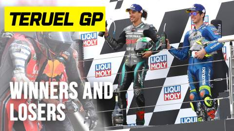 Morbidelli Magic: The Winners & Losers from the Teruel MotoGP