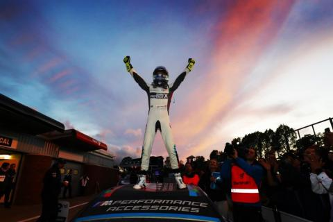 Turkington hails 'race of my life' after last-gasp title win