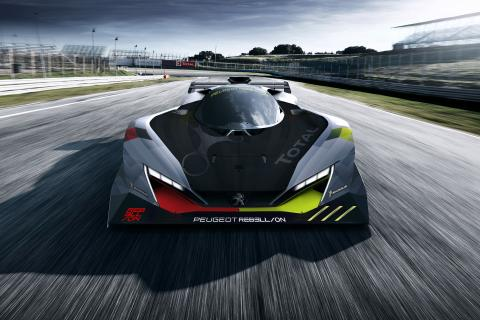 Peugeot links up with Rebellion for WEC Hypercar program