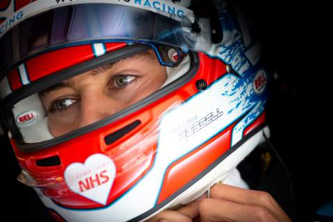 'I'm here to win' - George Russell ready to prove F1 champion material