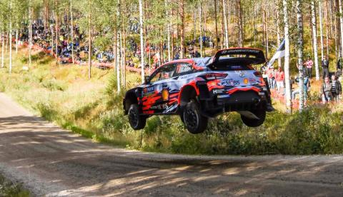 Finland, New Zealand rounds latest to be axed from 2020 WRC schedule