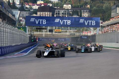 Sochi to be 10th round on 2020 Formula 2 calendar