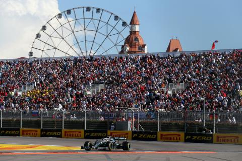 Russian GP promoters say there will be spectators at Sochi F1 round