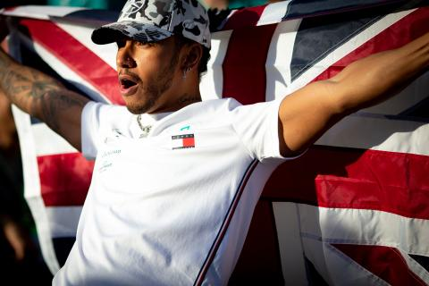 Lewis Hamilton: From karting pauper to F1 king
