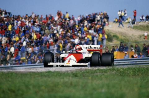 Five great Dutch GP moments in F1 history