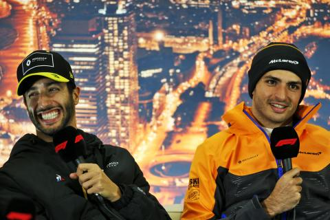 The reasons Sainz beat Ricciardo to F1's most coveted seat
