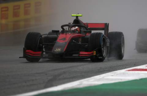 F2 Hungaroring - Qualifying Results