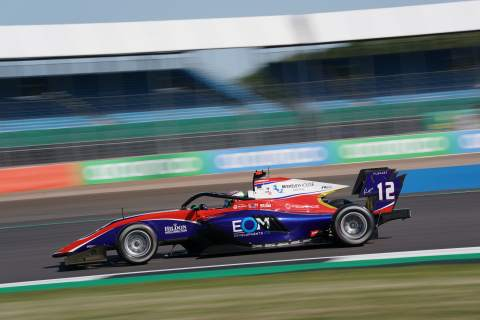 FIA F3 Silverstone - Qualifying Results
