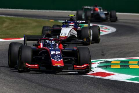 FIA F2 Italy - Qualifying Results