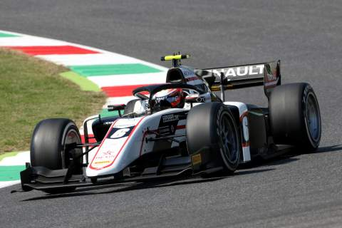 Lundgaard storms to maiden F2 pole at Mugello