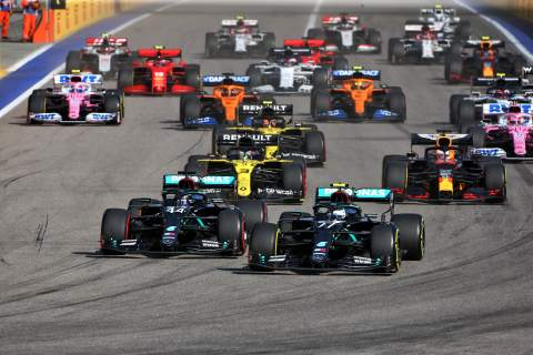F1 Driver Ratings – who starred and who flopped at the 2020 Russian GP?