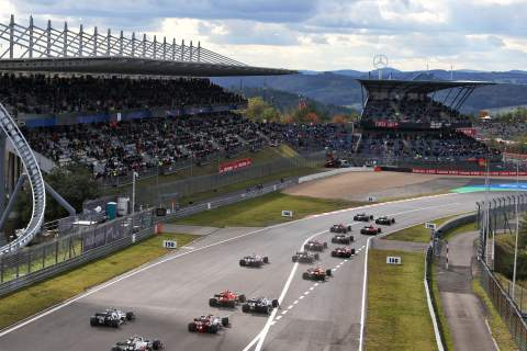 F1 Driver Ratings - Midfield stars steal the limelight at the Eifel GP