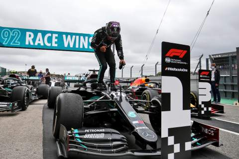 F1 World Championship points standings after Portuguese GP