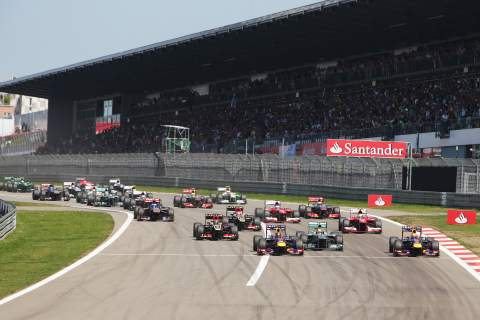Nurburgring to admit 20,000 F1 fans for Eifel GP