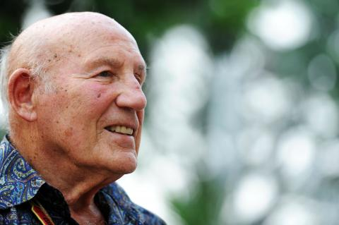 Sir Stirling Moss: Britain's leading legend in F1