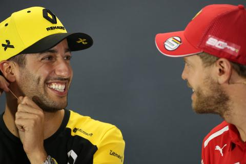 Why a Ricciardo-Vettel swap for F1 2021 makes sense