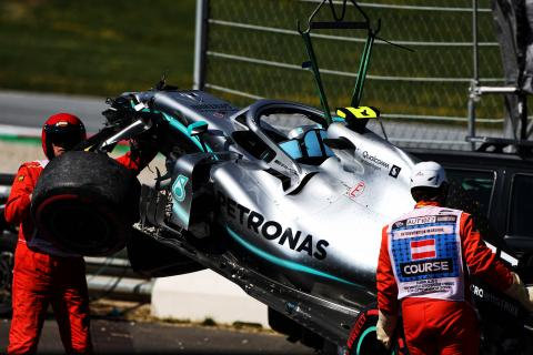 "Why spare parts is ""a real headache"" for F1 teams in 2020"