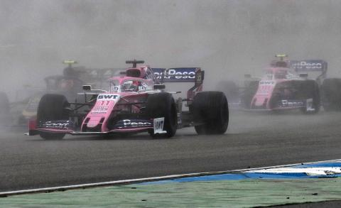 F1 Gossip: F1 braced for a wet and wild start to 2020 season