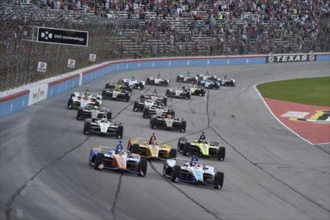 2020 IndyCar season will begin at Texas without fans