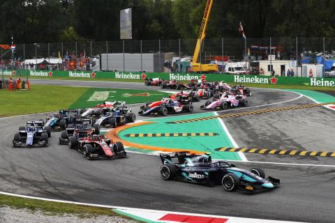 F2 Italy - Sprint Results