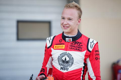 Mazepin to move up to F2 with ART GP for 2019