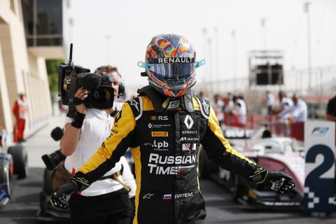 Markelov wins from sixth in Bahrain F2 sprint race