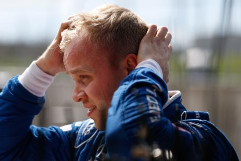 Rosenqvist paces opening practice at St. Petersburg