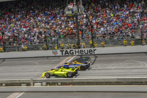 103rd Indianapolis 500 presented by Gainbridge - Full Results