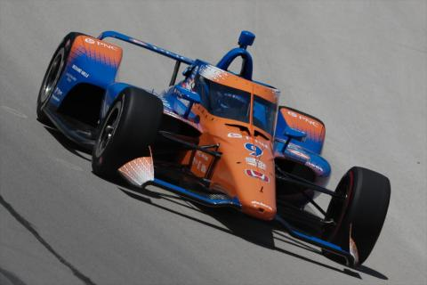 Scott Dixon storms to Genesys 300 win after Felix Rosenqvist crash