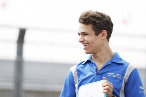 Why Norris can be the Generation Z star F1 needs