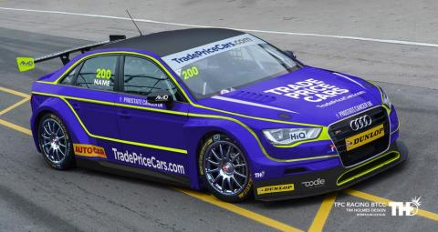 Trade Price Cars Racing to enter BTCC with AmD