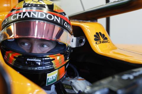 Stoffel Vandoorne interview: I'm in a great place