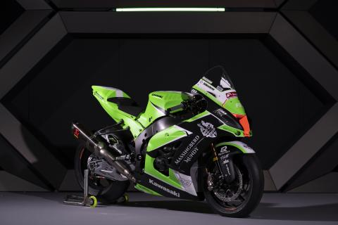Massingberd-Mundy Kawasaki reveals livery for 2020 BSB campaign