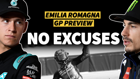 Emilia Romagna MotoGP Preview: No excuses this time…