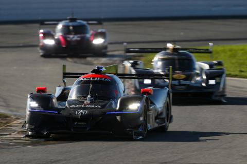 2019 Rolex 24 at Daytona - Entry List