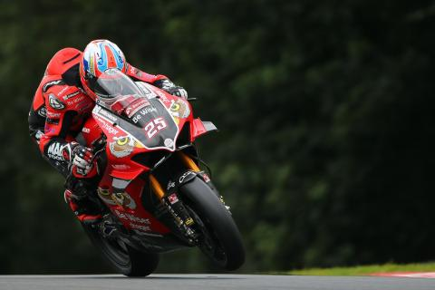 Brookes sees off Ray for win, Buchan books BSB Showdown spot