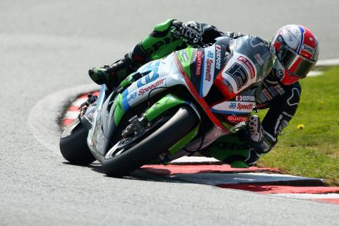 Mossey tops Snetterton test by 0.005s from Ray