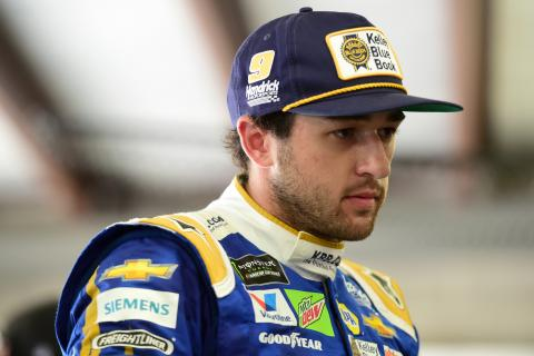 Chase Elliott tops William Byron for Watkins Glen pole